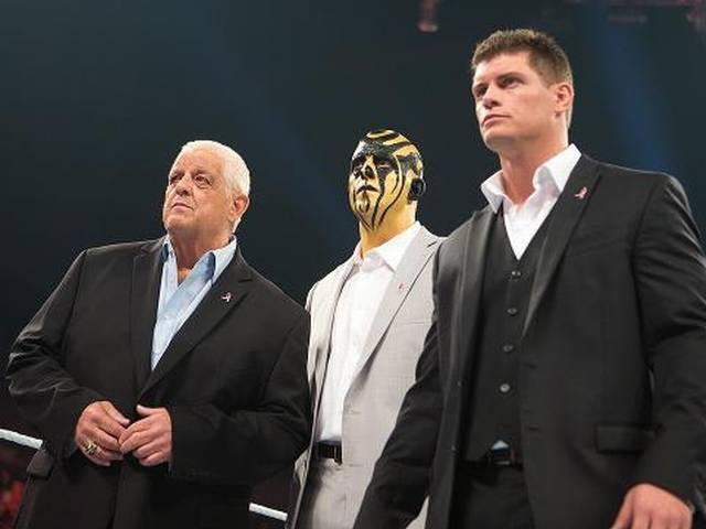 WWE Superstar Dusty Rhodes passes away