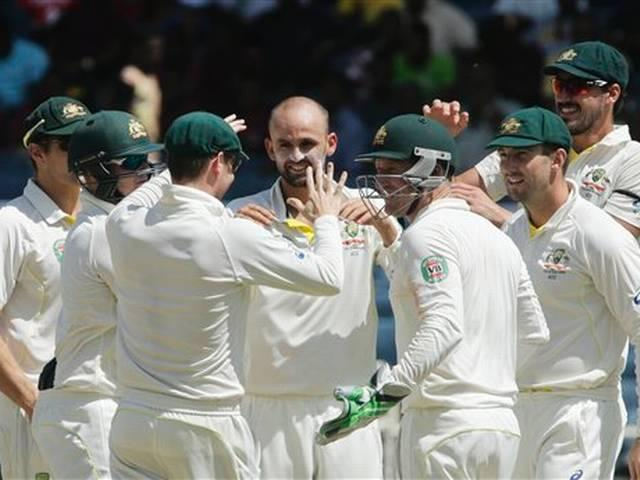 Lyon becomes Australia's most successful Test off-spinner