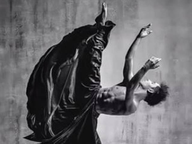 How a Russian dance photographer is making his portraits come alive