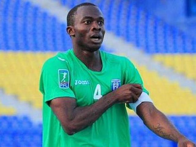 Nigerian Footballer David Oniya Collapses & Dies During Match in Malaysia