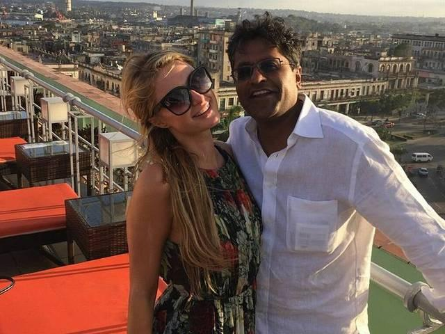 Lalit Modi Has Been Partying With Naomi Campbell And Paris Hilton