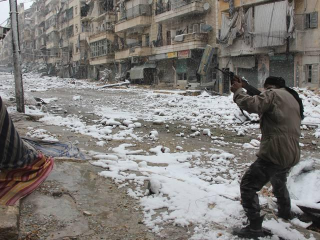 syria: in a rocket attack by rebels, 29 killed and 100 injured
