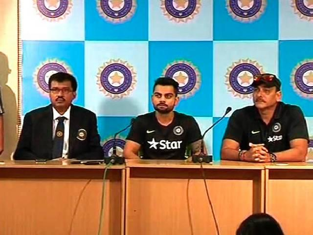 kohli is ready to discuss drs with team