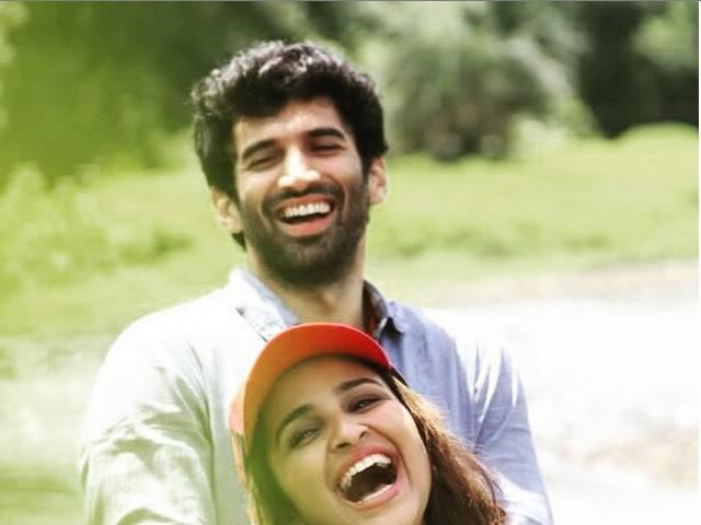 Parineeti Chopra calls Aditya Roy Kapur 'cutie'