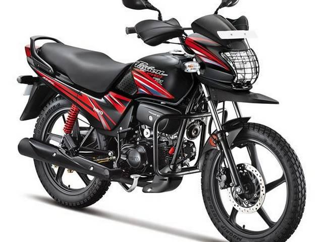 Hero MotoCorp launches new Passion Pro