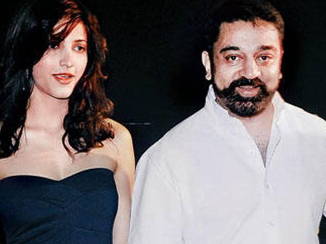 shruti hassan wants to work with kamal hassan