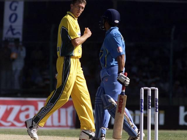 Indians still haven't forgiven me for Sachin Tendulkar's wicket in World Cup: Glenn McGrath