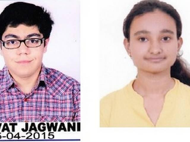 Satvat Jagwani from Madhya Pradesh is the topper