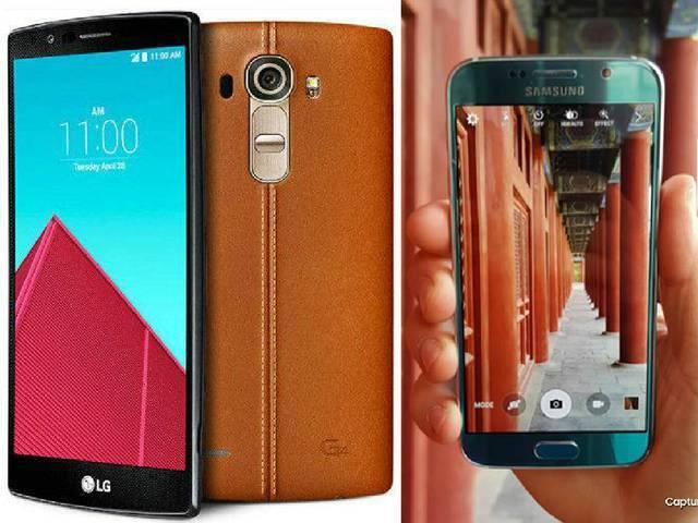 LG G4_Samsung Galaxy S6 Edge