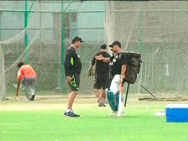 choni batting form