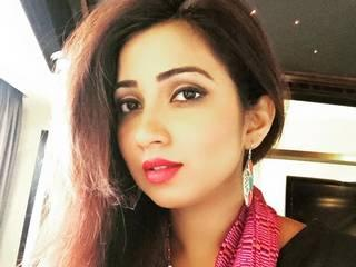 Shreya Ghoshal_