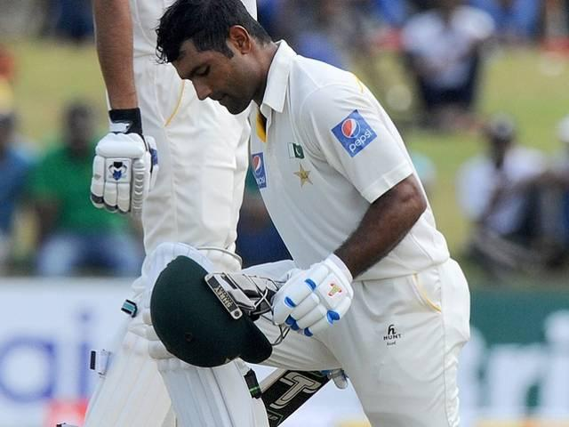 srilanka vs pakistan first test