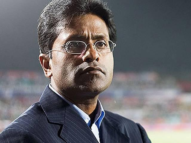 Lalit Modi used British royal names for travel papers