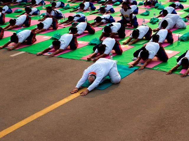 Yoga Day_