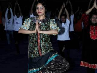 Bollywood_Yoga Day_