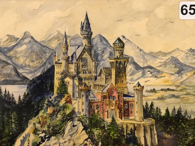 Adolf Hitler_painting