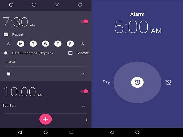 Official Android Clock App On Google Play