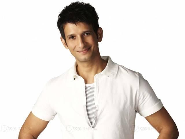 Actor Sharman Joshi