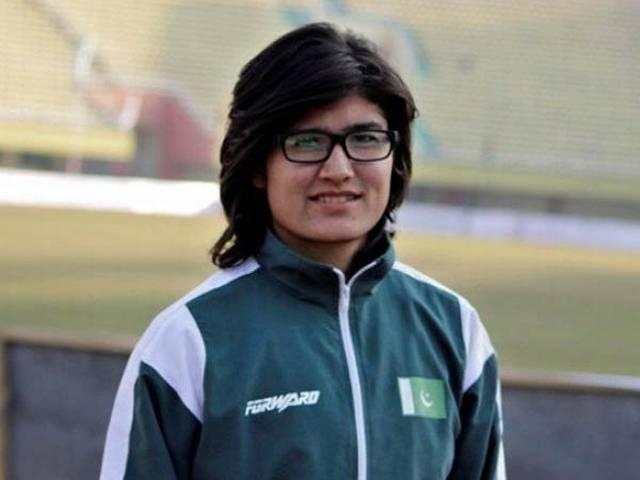 pakistani female football team