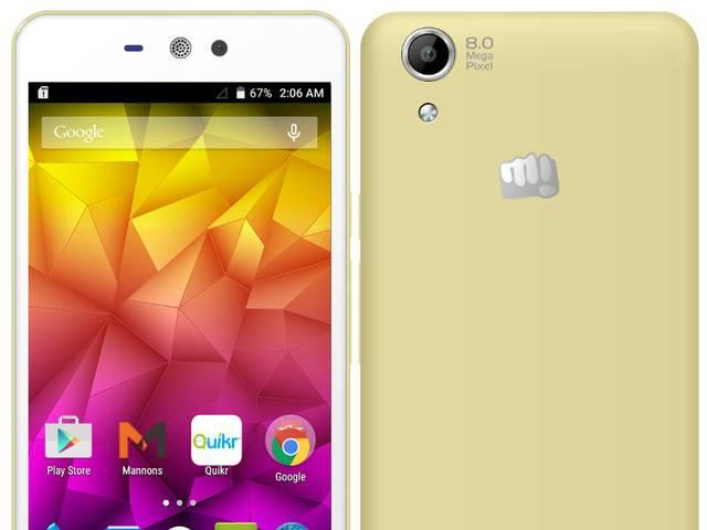 Micromax Canvas Selfie Lens With Wide-Angle Clip-On Lens Launched at Rs. 8,299