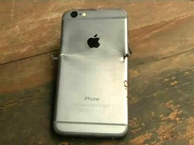 Iphone Blast_Gurgaon_FIR