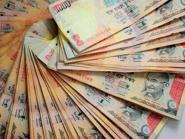 counterfeit indian currency seized