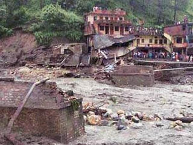 Kedarnath_State disaster response force (SDRF)_rescue