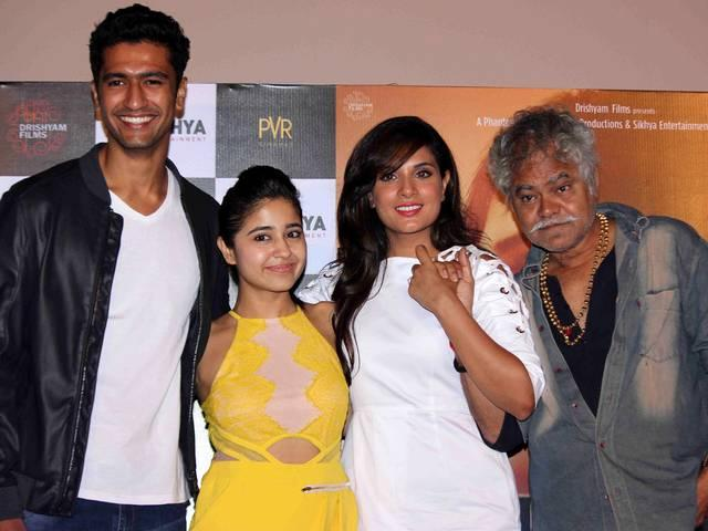 masaan tariler launch