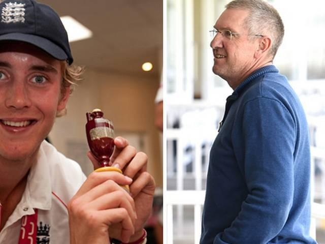 Aussie guiding England to Ashes win will be beautiful: Stuart Broad
