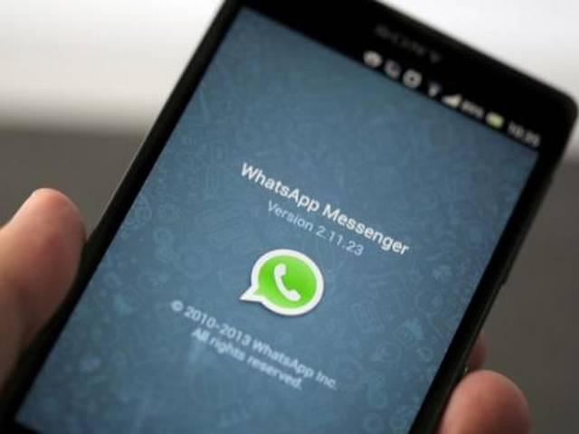 student trying to cheat via whatsapp got arrested