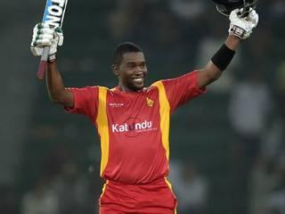 Zimbabwe Cricket Team_Sikandar Raza_Hamilton Masakadza_