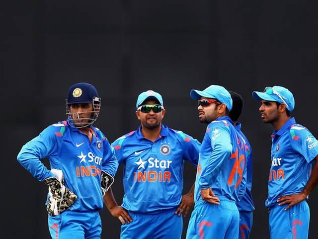 Dhoni, kohli, rohit out of team india