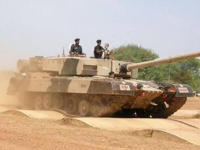arjun tank_