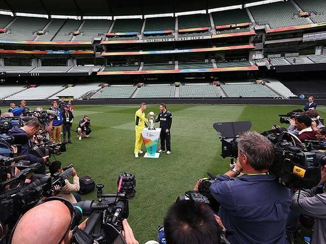 Cricket World Cup 2015 boosted local economies of Australia and New Zealand