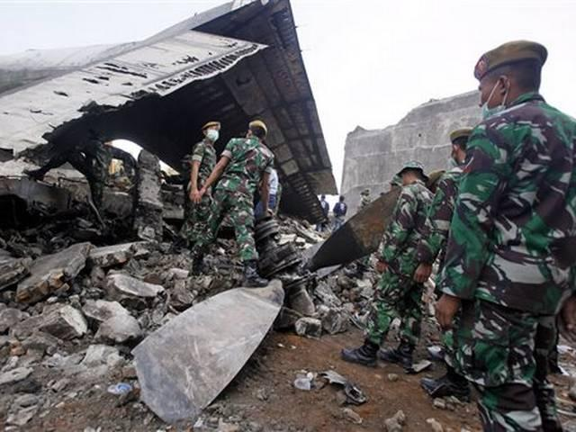 140 bodies recovered from Indonesia plane crash