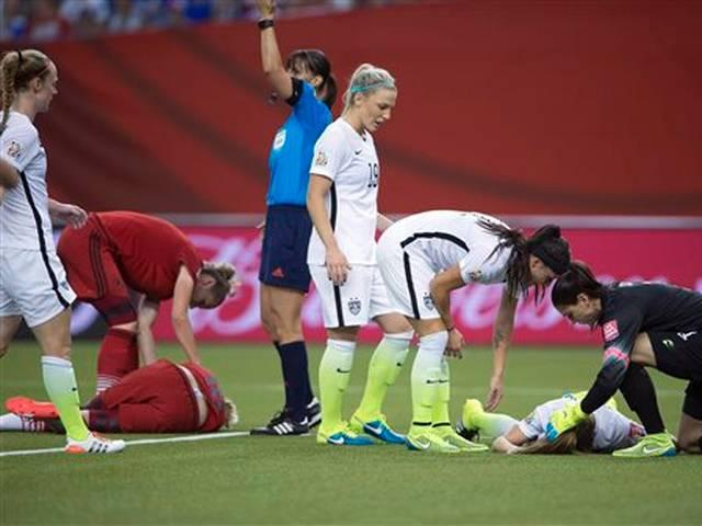 US Women's Soccer Team Beats Germany to Advance to World Cup Final