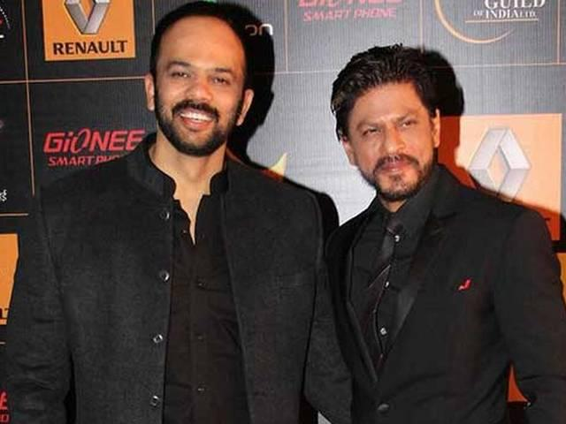 Shah Rukh Khan's punctuality issues with Rohit Shetty