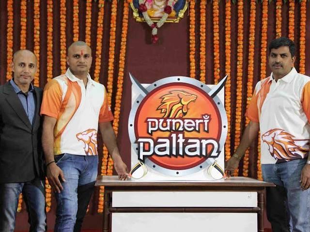 Puneri Paltan_Ashok Shinde_kabaddi