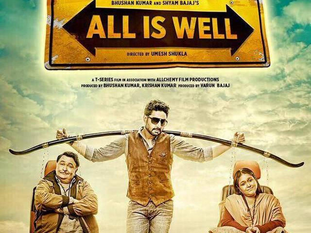 Watch 'All is Well' trailer: