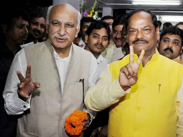 MJ now MP, thanks to Jharkhand, modi and shah