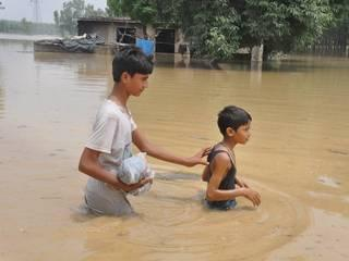 india and pakistan- pictures of not so good condition