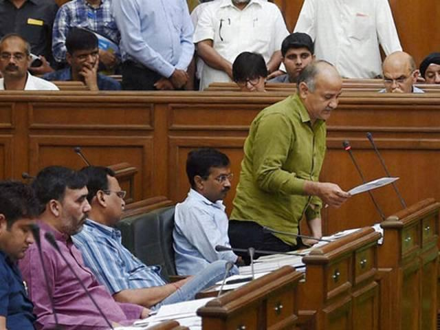 aap mla raise their voice for increasing salary
