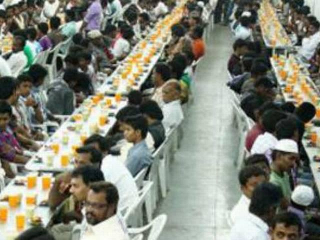 RSS_Iftar Party_Muslim Country_Dr Harshvardhan_