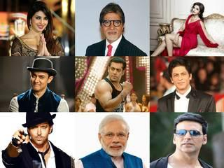 10 Most Popular Indian Celebrities On Twitter
