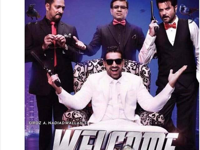'Welcome Back': First look out