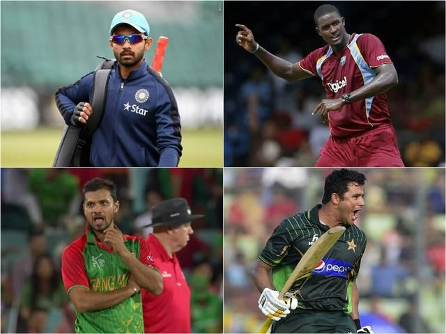 Bangladesh and Pakistan have one eye on ICC Champions Trophy 2017