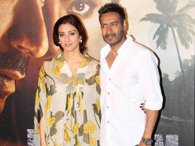 I could have done any film to work with Ajay: Tabu