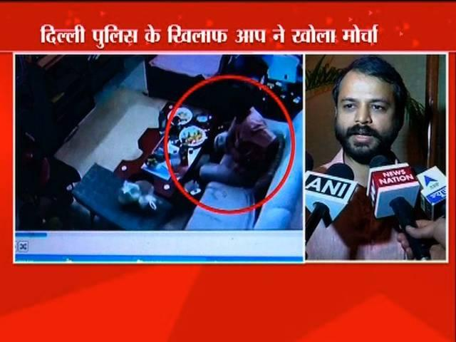 Delhi asi rapet a women