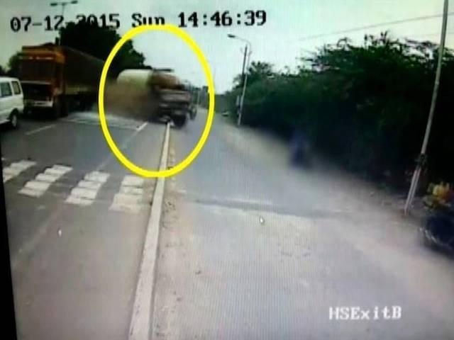 Vodra, Gujarat Road Accident