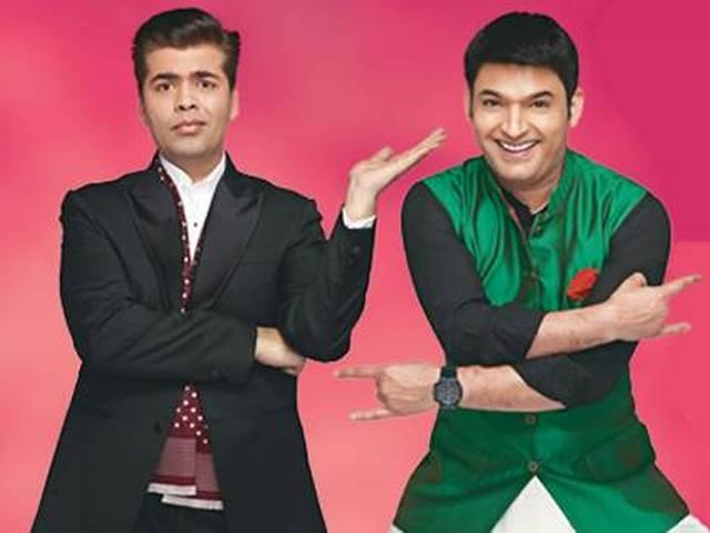 Karan Johar speaks up on replacing Kapil Sharma on 'Comedy Nights With Kapil'